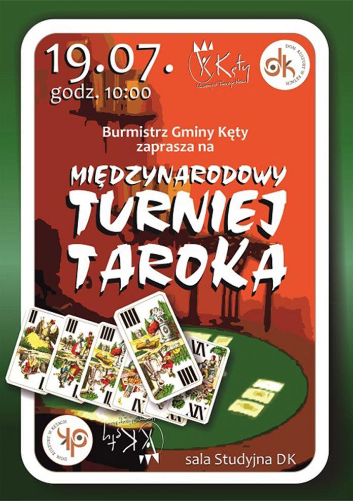 Międzynarodowy Turniej Taroka w Kętach