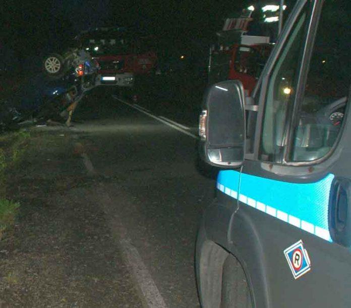 Śmiertelny wypadek Wilamowice 1 sierpnia 2014