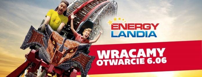 Otwarcie Energylandia 2020