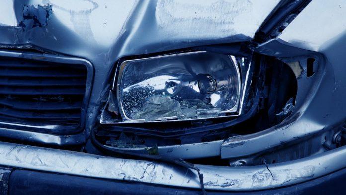 wypadek - droga - krajowa 44