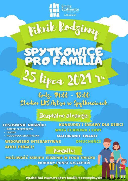 Piknik - Gminny Ośrodek Kultury Spytkowice
