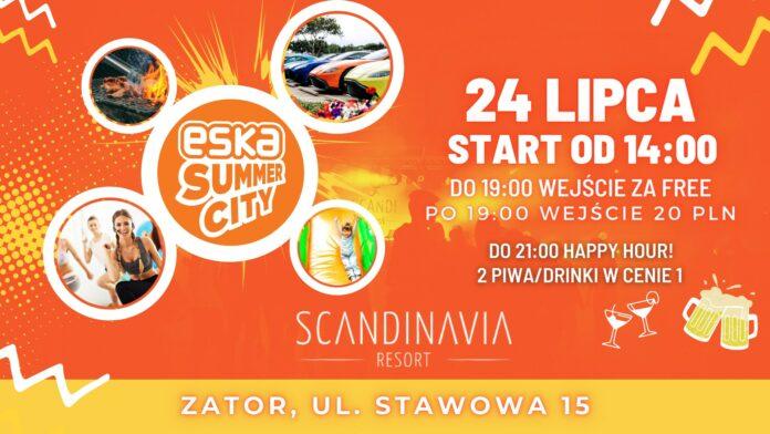 Eska Summer City w Scandinavia Resort!