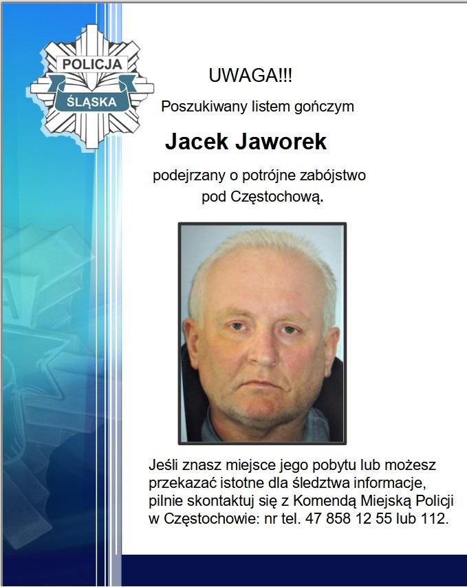 KMP Częstochowa - poszukiwania Jacka Jaworka nadal trwają