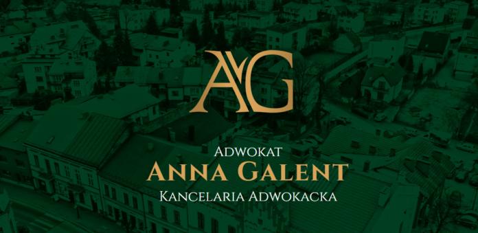 Adwokat Anna Galent. Kancelaria Adwokacka