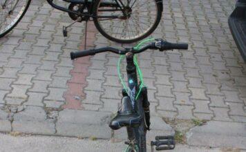 KPP Oświęcim. Wypadek zderzenie rowerzystów Polanka Wielka