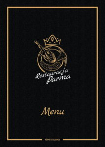 Restauracja Parma- Zator - menu